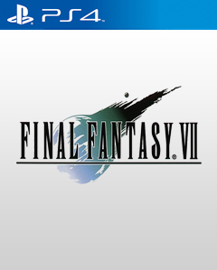 Final Fantasy VII PS4