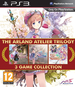 Arland Atelier Trilogy PS3