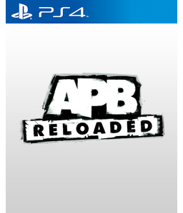 APB Reloaded PS4