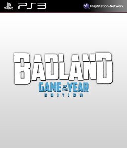 Badland Game of the Year Edition PS3