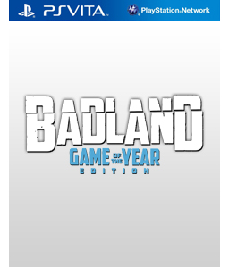 Badland Game of the Year Edition Vita Vita