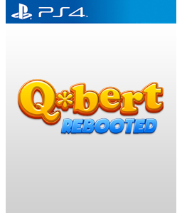 Q*Bert: Rebooted PS4