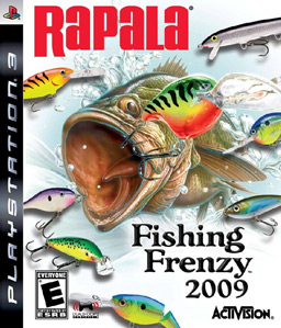 Rapala: Fishing Frenzy 2009 PS3