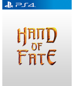 Hand Of Fate PS4