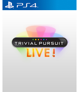 Trivial Pursuit Live! PS4