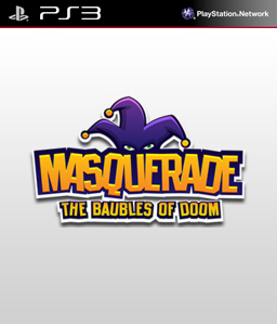 Masquerade: The Baubles of Doom PS3