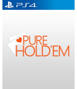 Pure Hold\'em PS4