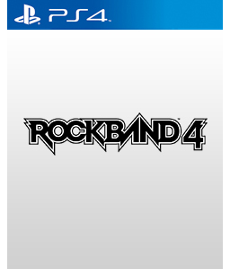 Rock Band 4 PS4