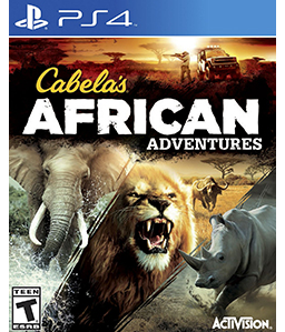 Cabela\'s African Adventures PS4