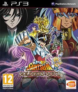 Saint Seiya: Soldiers' Soul PS3