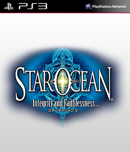 Star Ocean 5: Integrity and Faithlessness PS3