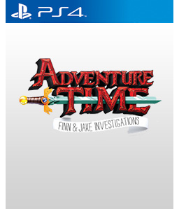 Adventure Time: Finn & Jake Investigations PS4