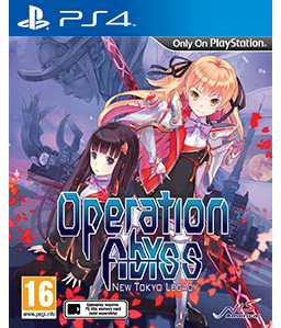 Operation Abyss: New Tokyo Legacy PS4