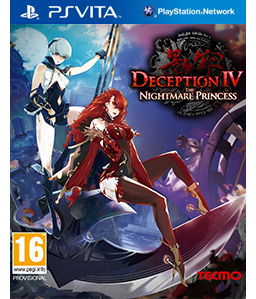 Deception IV: The Nightmare Princess Vita Vita