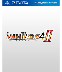 Samurai Warriors 4-II Vita Vita