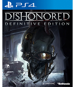 Dishonored: Definite Edition PS4