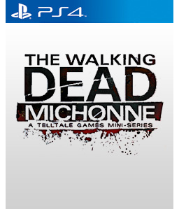 The Walking Dead: Michonne PS4