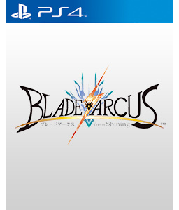 Blade Arcus from Shining EX PS4