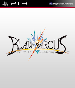 Blade Arcus from Shining EX PS3