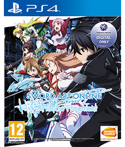 Sword Art Online: Hollow Fragment PS4