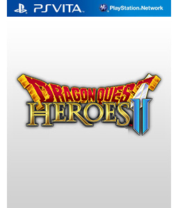 Dragon Quest Heroes II Vita Vita