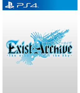 Exist Archive: The Other Side of the Sky PS4