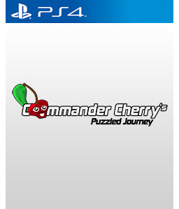 Commander Cherry\'s Puzzled Journey PS4