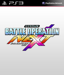Gundam Battle Operation NEXT PS3 PS3