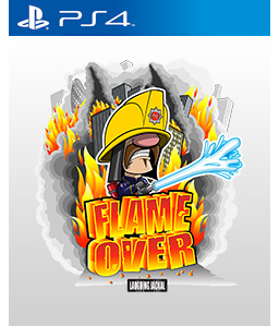 Flame Over PS4