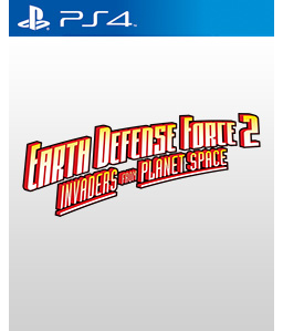 Earth Defense Force 2: Invaders from Planet Space PS4