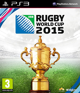 Rugby World Cup 2015 PS3