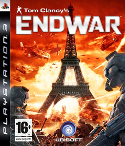 Tom Clancy\'s EndWar PS3