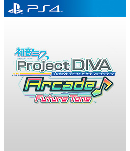 Hatsune Miku: Project Diva Future Tone PS4
