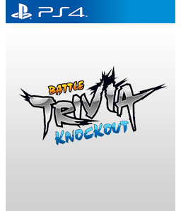 Battle Trivia Knockout PS4