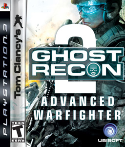 Tom Clancy\'s Ghost Recon Advanced Warfighter 2 PS3