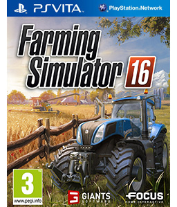 Farming Simulator 16 Vita