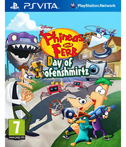 Phineas and Ferb: Day of Doofenshmirtz Vita