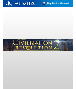 Civilization Revolution 2 Plus Vita