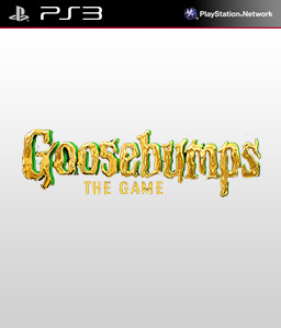Goosebumps: The Game PS3