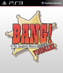 BANG! the Official Video Game PS3