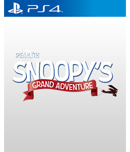 The Peanuts Movie: Snoopy\'s Grand Adventure PS4