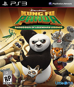 Kung Fu Panda: Showdown of Legendary Legends PS3