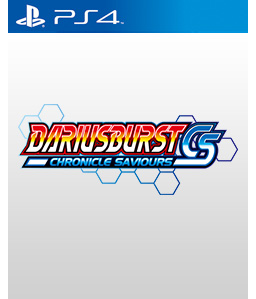DARIUSBURST Chronicle Saviours PS4
