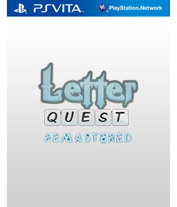 Letter Quest Remastered Vita