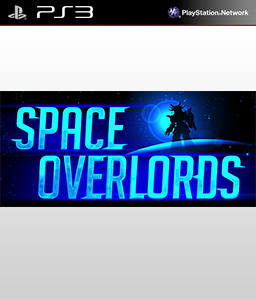 Space Overlords PS3