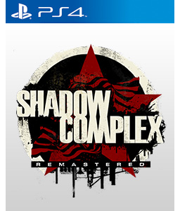 Shadow Complex Remastered PS4