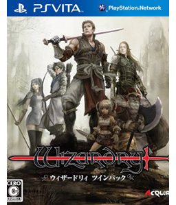 Wizardry: Labyrinth of Lost Souls Vita