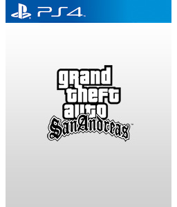 Grand Theft Auto: San Andreas PS4