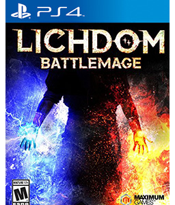 Lichdom: Battlemage PS4