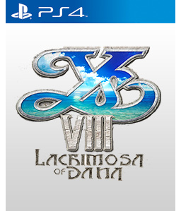 Ys VIII: Lacrimosa of Dana PS4